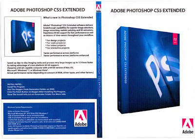 Dowload Adobe Photoshop CS 5 single link full version