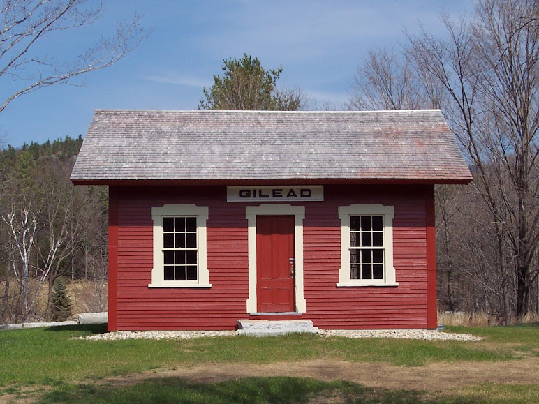 1851 Gilead Railroad Station