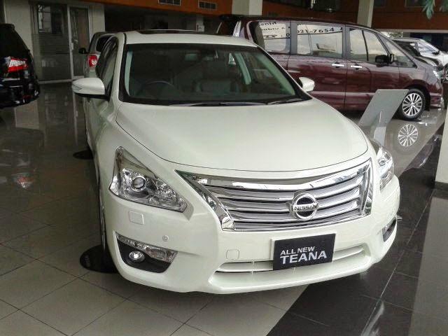 Eksterior Nissan Teana