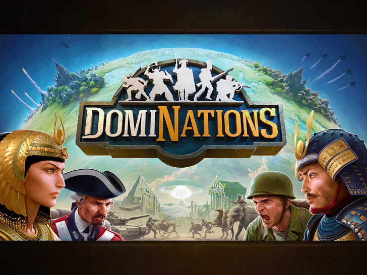 DomiNations Free App Game By NEXON M Inc