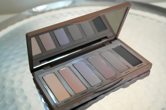 Urban Decay Naked 2 Basics Palette by What Laura did Next