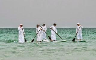 Cara Santai Di Dubai Yang Terbilang Aneh Dan Unik