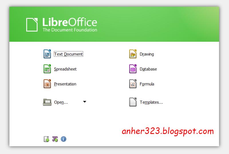 Libre Office Kali linux