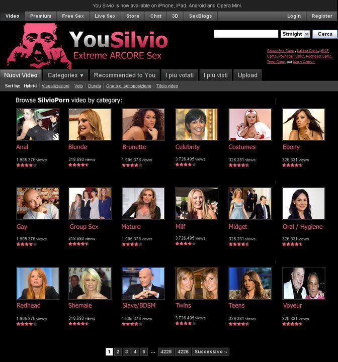 You Silvio