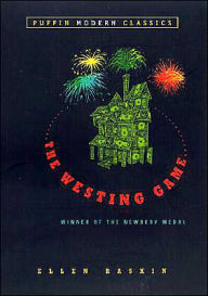 "Tween Book Group Reads ""The Westing Game"" for December 10, 2015"