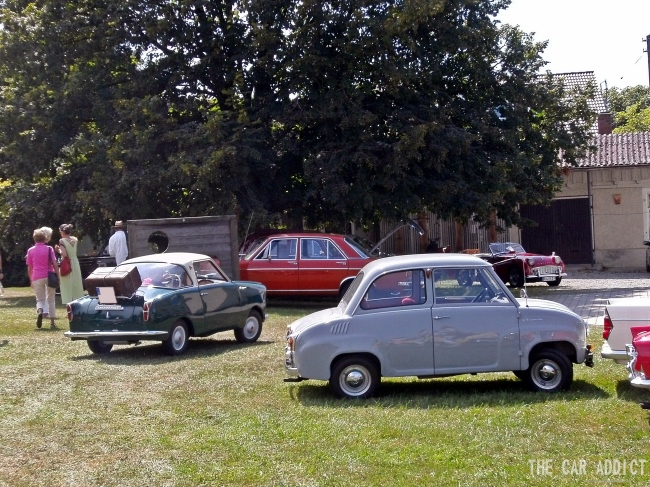 Goggomobil and Goggo Coupe