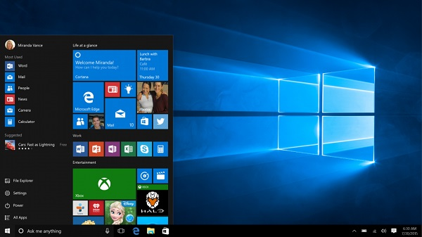 Microsoft's Windows 10 officially launched in 190 countries