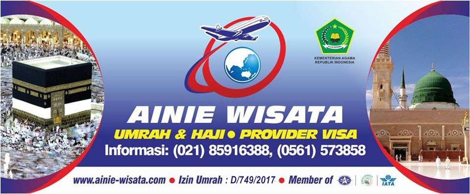 PT Amanah Ainie Wisata I Travel Umroh & Haji Khusus Terpercaya