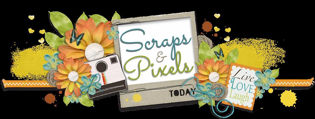Scraps & Pixels