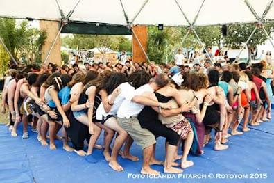 retiro en Almeria del 17 al 19 noviembre, yoga del compartir