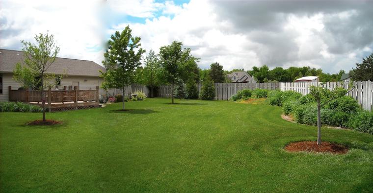 A Kansas Prairie Garden (2005-2013)