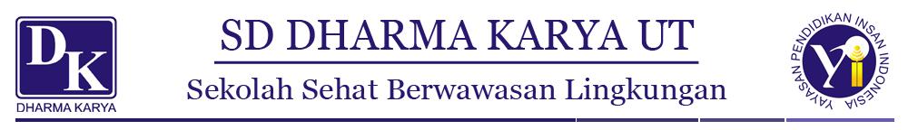 SD DHARMA KARYA UT