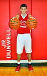 Senior J.R. Dunwell