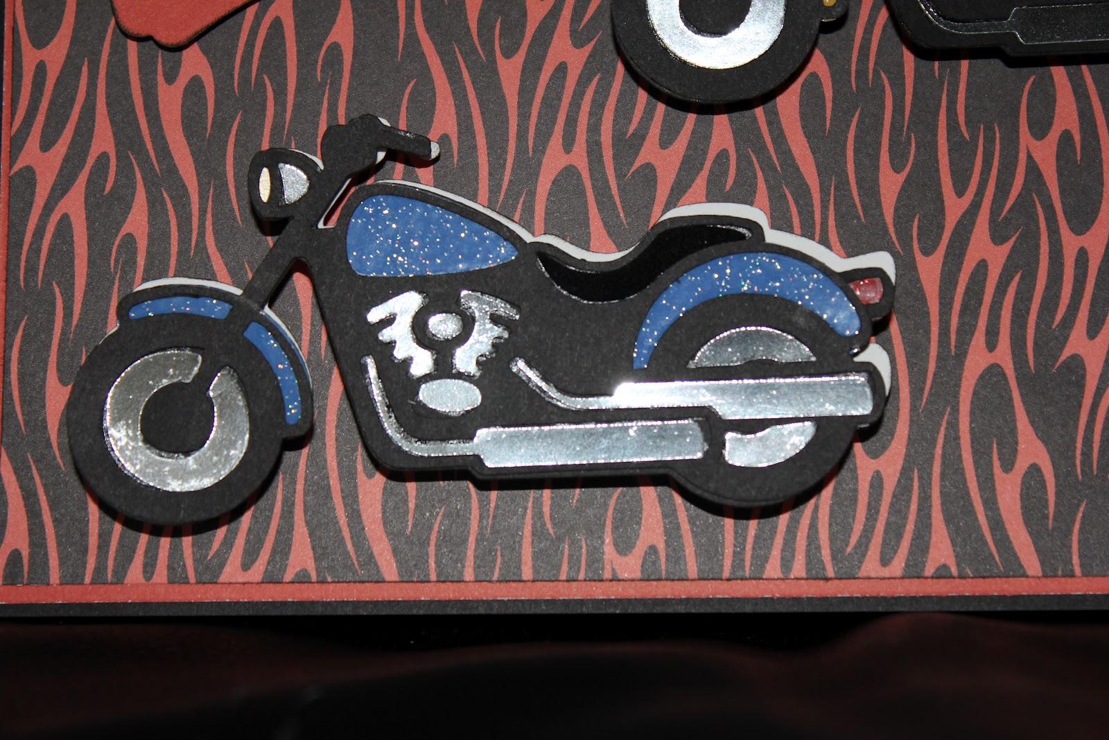 Birthday Ecards Harley Davidson ~ Motorcycle birthday card u gangcraft