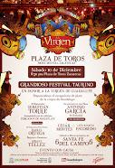 Anuncian a Torre, Ortega, Tellez, El Chihuahua, Montes y Escobedo, en Zacatecas, el 10/12.