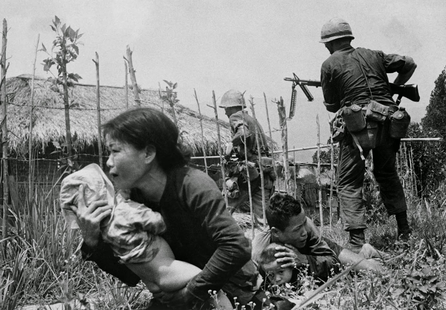 Fotos de la Guerra de Vietnam y su Historia en la Guerra de Vietnam