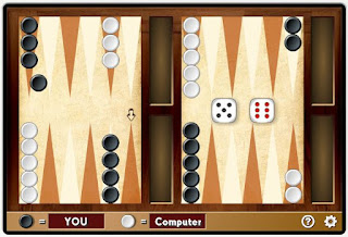 Backgammon - Joc de table