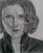 Avengers Black Widow Scarlett Johansson. Posted by mr loser at 7:41 AM