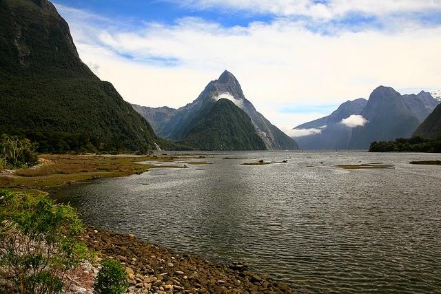 Milford Sound – Nueva Zelanda