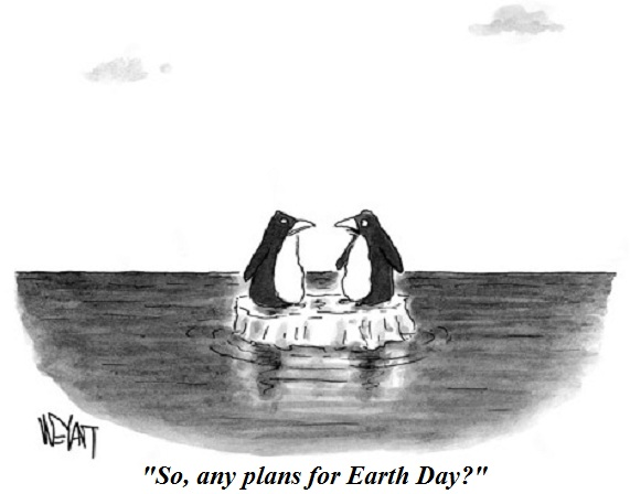 Weyant: Earth Day.