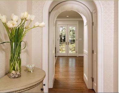 Fotos y dise os de puertas septiembre 2012 for Puertas de madera entrada principal modernas