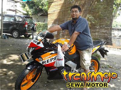 Rental Motor Sport Jogja