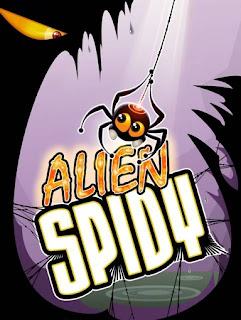 Alien Spidy Pc Game Cover Photo