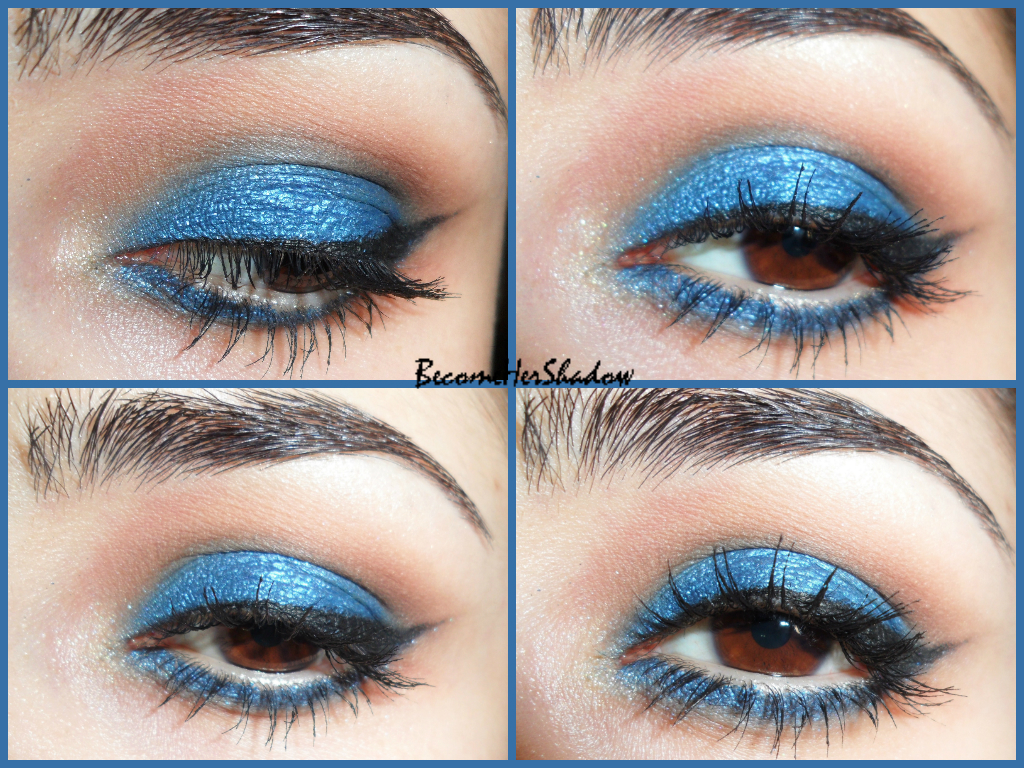 Wjcon Soft Mousse Eyeshadow Look 1 Wjcon Soft Mousse