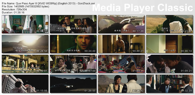 Libros De Audio Gratis Torrents Descargar LAS Descargar+Peliculas+Que+Paso+Ayer+Parte+III+DVDrip+Audio+Latino+2