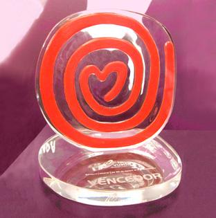 trofeo Agatha Ruiz de la Prada