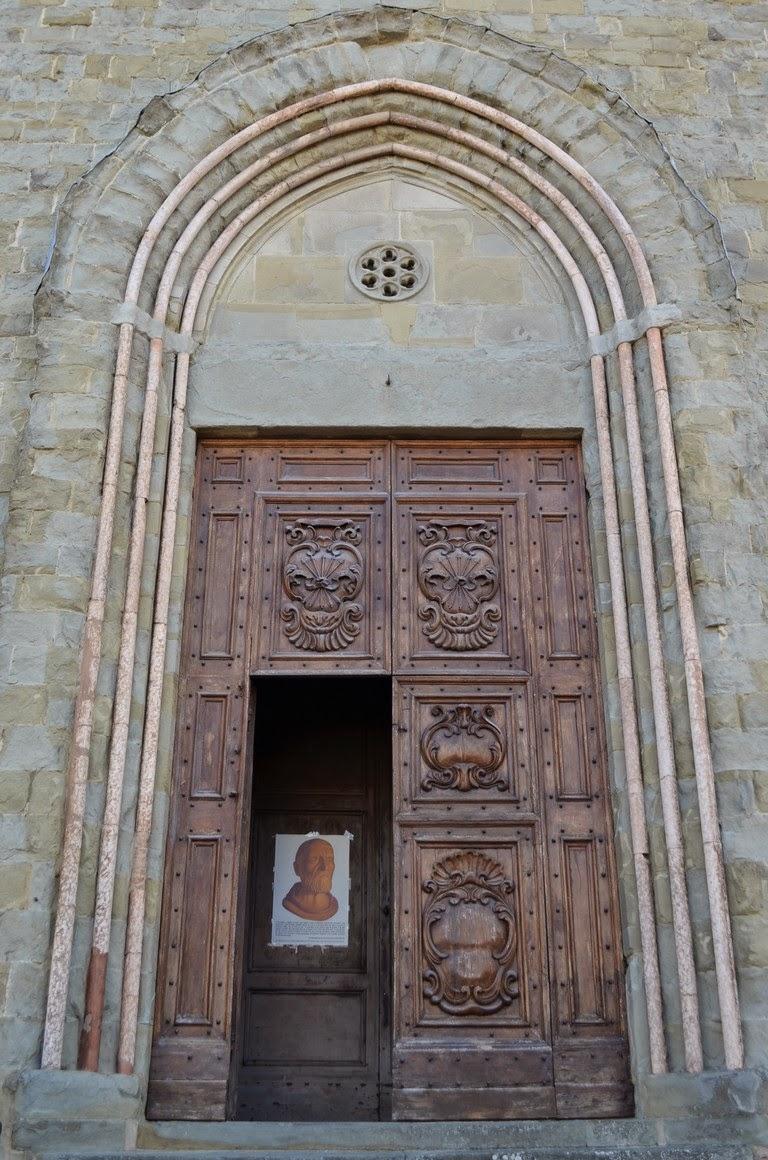 I viaggi di raffaella cortona e le sue chiese - Finestre circolari delle chiese gotiche ...