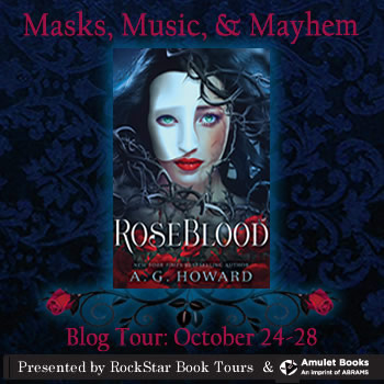 RoseBlood Blog Tour