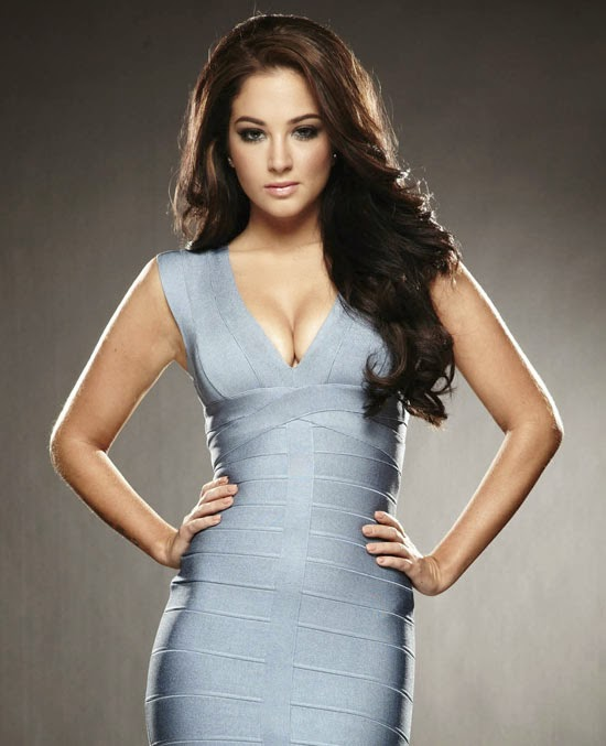 Tulisa Contovtavlos:World Sexiest 100 woman ranking #82
