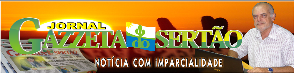 BLOG GAZZETA DO SERTÃO