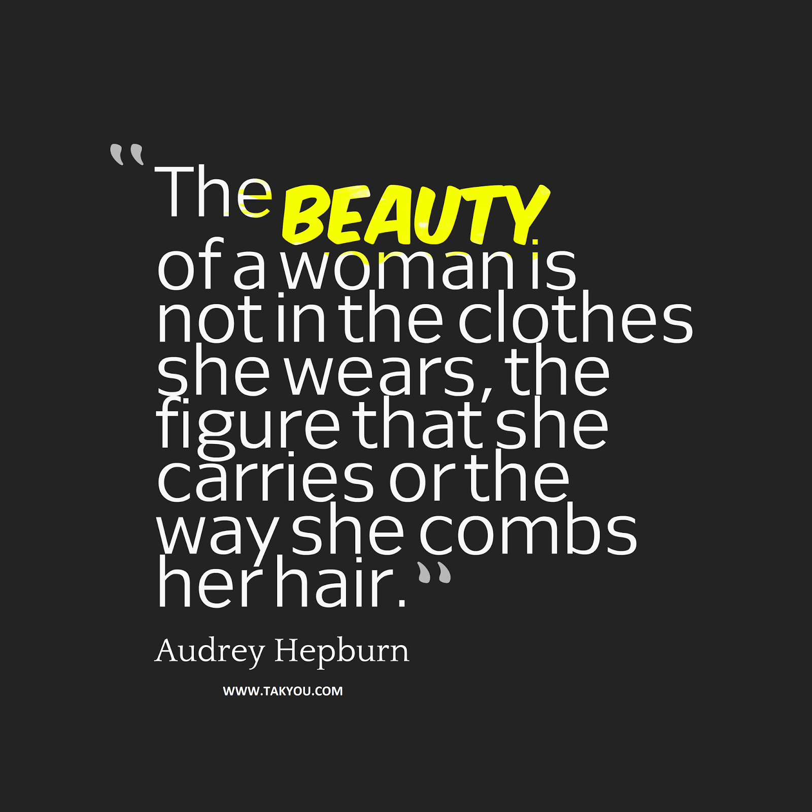 The Beauty Of A Woman Short Hair Quotes