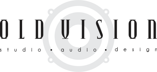OLD VISION Studio Audio Design