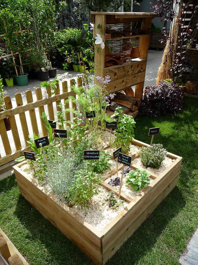 L 39 ortodimichelle parigi un pollaio con orto e giardino al for Au jardin paris