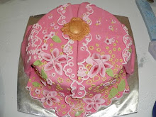 FONDANT KEK KEBAYA