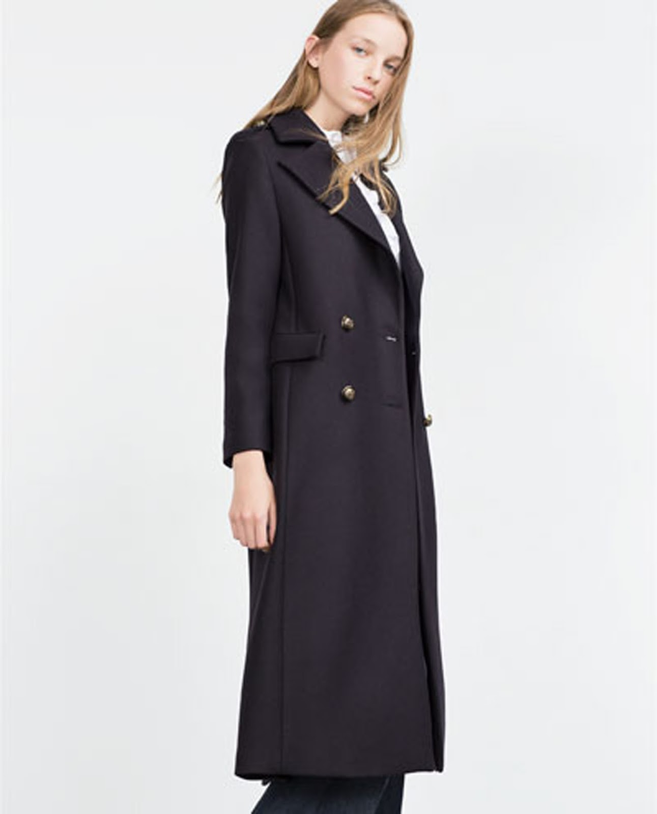 Eniwhere Fashion - Zara's Wishlist - Natale - coat