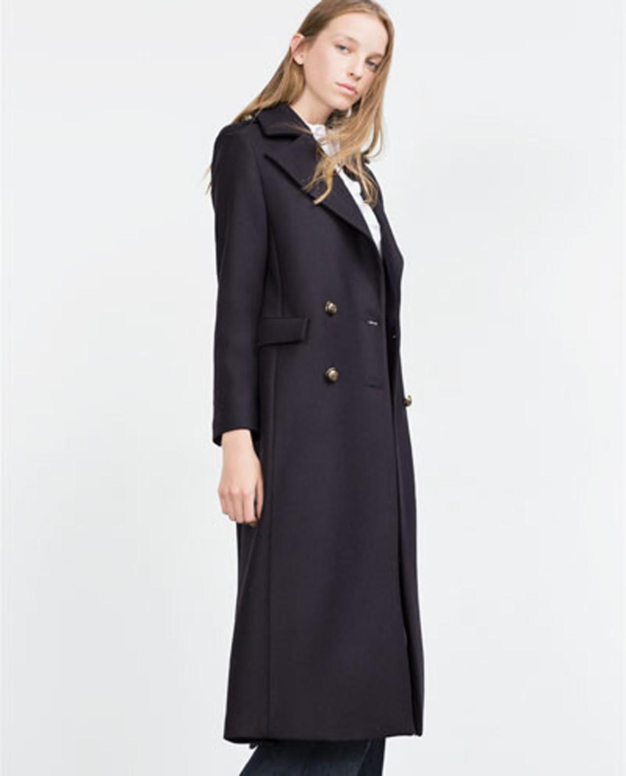 Eniwhere Fashion - Zara's Wishlist - Natale - coat