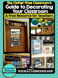 FREE!! Guide to Decorating Your Classroom