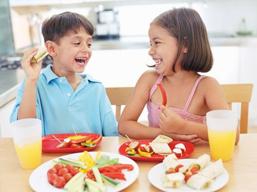 Healthy Eating Tips for Your Kids