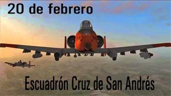 Para los aficionados a los vuelos de la aviación militar