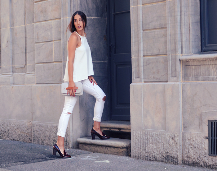alison liaudat, blog mode suisse, fashion blog, all white, outfit, mode suisse, blogueuse, switzerland, bangbangblond