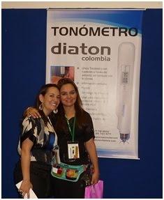tonometer, tonómetro, Diaton
