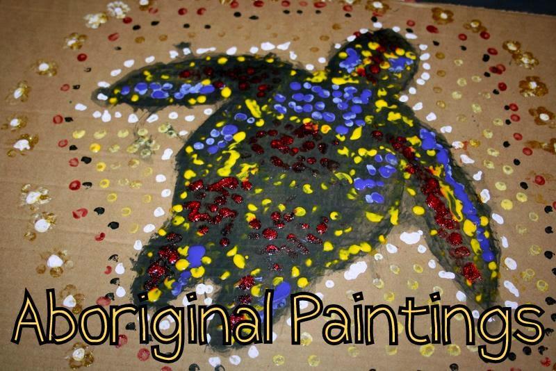 pointillism art for kids, storytelling art for kids