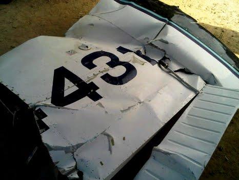 robredo plane wreckage
