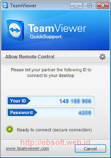 Cara Menggunakan Teamviewer