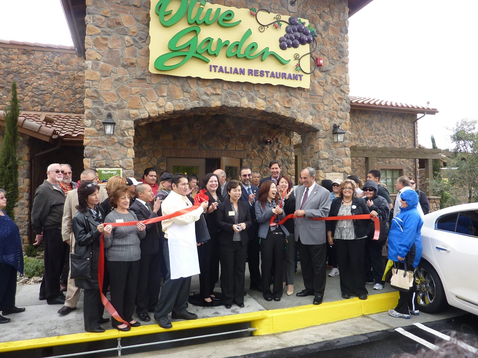 Mr Montebello Mom Attended The Ribbon Cutting May 6 11am Fun Fact Restaurant Is Listed As Being In But It Actually Has A Rosemead