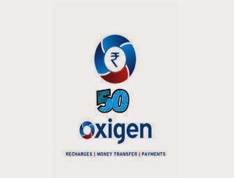 Oxigen wallet: Gift Free Rs. 21  :Buytoearn
